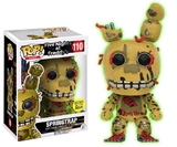 Five Nights at Freddy's - Spring Trap (Glow) Pop! Vinyl Figure