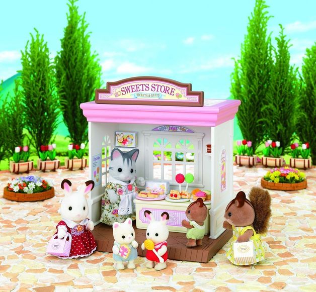 Sylvanian Families: Village Sweet Shop