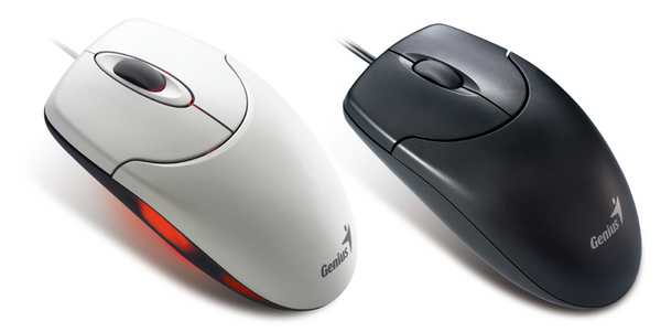 GENIUS OPTICAL NETSCROLL120 PS/2 MOUSE image