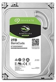 2TB Seagate BarraCuda SATA 6Gb/s 64MB Cache 3.5-Inch Internal Hard Drive