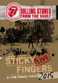From The Vaults: Sticky Fingers – Live At The Fonda Theatre 2015 image