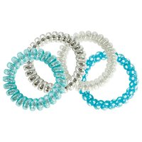 Super Spiral Hair Ties (Assorted) image