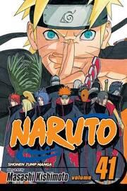 Naruto: v. 41 by Masashi Kishimoto