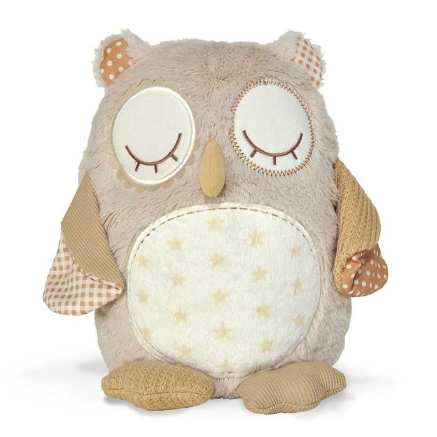 Cloud B Nighty Night Owl Smart Sensor Sound Soother