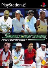 Smash Court Tennis Pro for PlayStation 2
