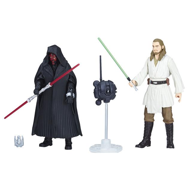 Star Wars: Force Link 2.0 - Darth Maul & Quigon Jinn