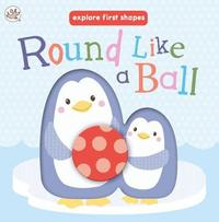 Little Me Round Like a Ball by Parragon Books Ltd image