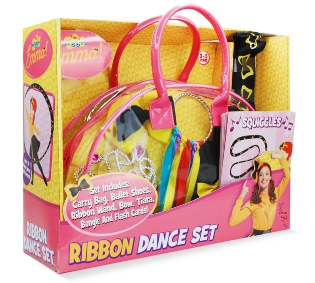 The Wiggles: Emma's Ribbon Dance Set