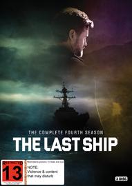 The Last Ship: Season 4 on DVD