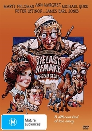 Last Remake of Beau Geste on DVD
