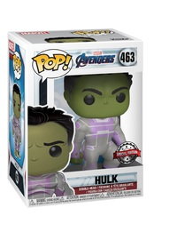 Avengers: Endgame - Smart Hulk Pop! Vinyl Figure image