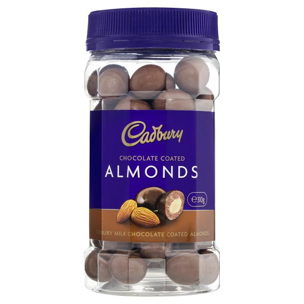 Cadbury Almonds Jar (310g)