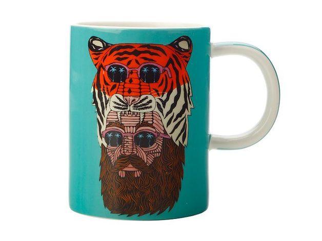 Maxwell & Williams: Mulga the Artist Mug Tiger Man
