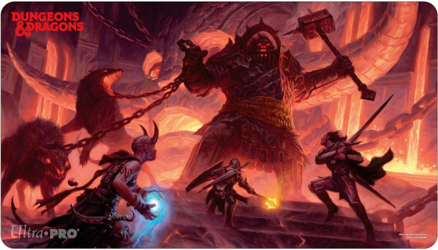 Ultra Pro: Dungeons and Dragons Fire Giant Playmat image