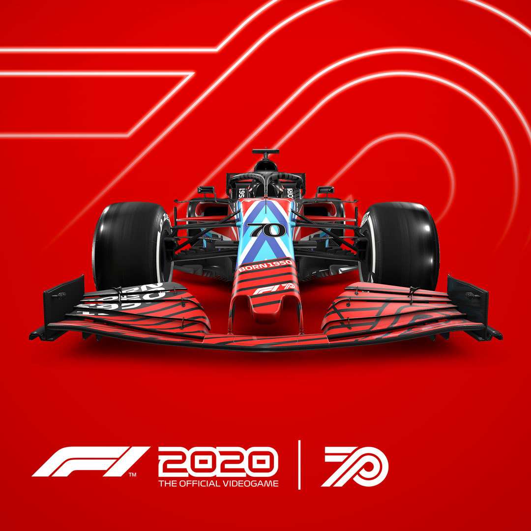 F1 2020 70th Anniversary Edition for PS4 image