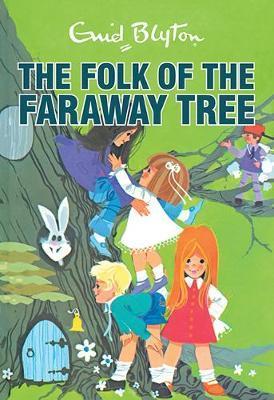 The Folk of the Faraway Tree Retro by Enid Blyton