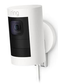 Ring Stick Up Camera Elite - White
