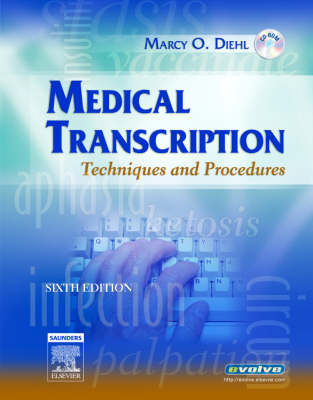 Medical Transcription: Techniques and Procedures by Marcy Otis Diehl image