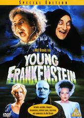 Young Frankenstein on DVD