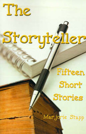 The Storyteller: Fifteen Short Stories by Marjorie Stapp image
