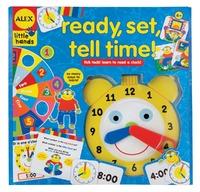 Alex: Ready, Set, Tell Time!