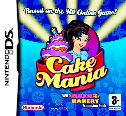 Cake Mania for Nintendo DS