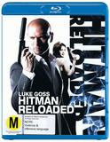 Hitman Reloaded on Blu-ray