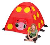 Melissa & Doug - Mollie Ladybug Tent