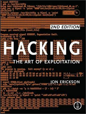 Hacking: The Art of Exploitation by J. Erickson image