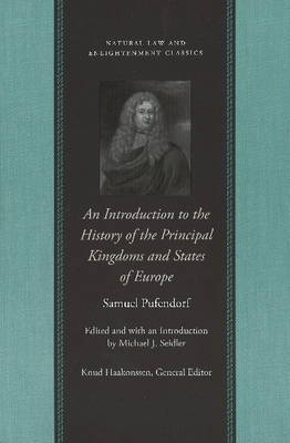 An Introduction to the History of the Principal Kingdoms and States of Europe by Samuel Pufendorf image