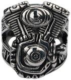 Sons of Anarchy Men of Mayhem Ring (Size 8)