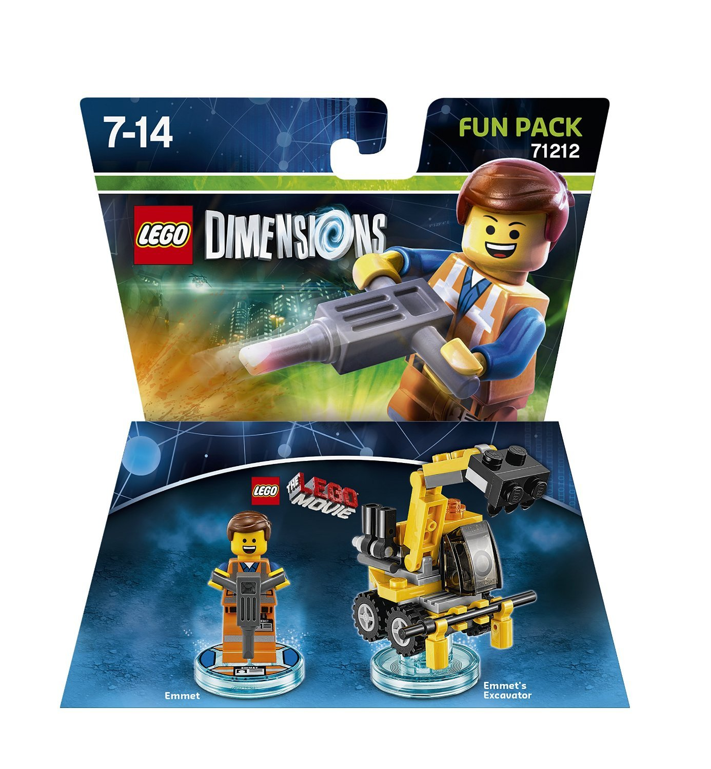 LEGO Dimensions Fun Pack - The Lego Movie: Emmet (All Formats) for  image