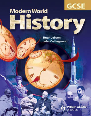 GCSE Modern World History: Textbook by Hugh Jebson