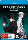 Psycho-Pass - Collection 2 on Blu-ray