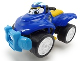 Dickie Toys: Happy Rescue - Police Quad