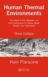 Human Thermal Environments by Ken Parsons