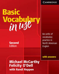 Vocabulary in Use Basic Student's Book with Answers by Michael McCarthy