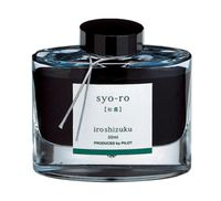 Pilot Iroshizuku Ink Bottle - Dew On Pine Tree (50ml)