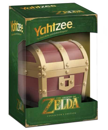 The Legend of Zelda Yahtzee