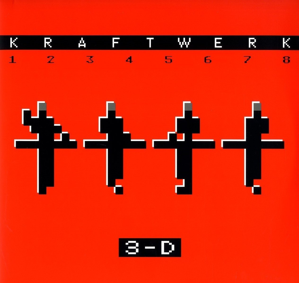 3-D The Catalogue (2LP) by Kraftwerk image