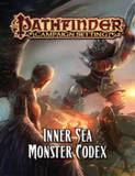 Pathfinder Campaign Setting: Inner Sea Monster Codex by Paizo Staff