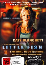 Little Fish on DVD image