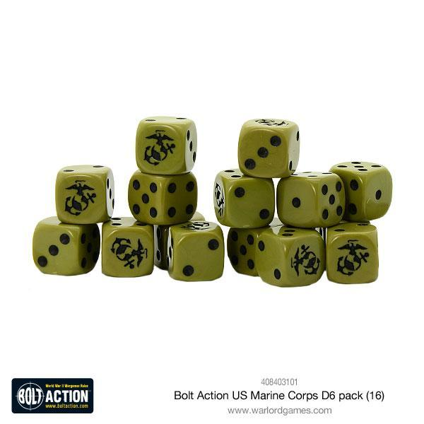 Bolt Action US Marine Corps D6 pack (16)