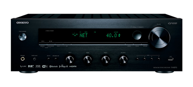 Onkyo: TX-8270 Network Stereo Receiver