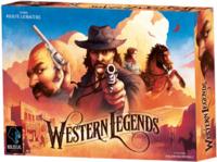 Western Legends - Board Game image