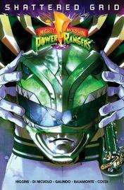 Mighty Morphin Power Rangers: Shattered Grid by Kyle Higgins