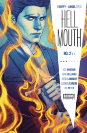 Buffy The Vampire Slayer: Hellmouth - #2 (Cover A) by Jordie Bellaire
