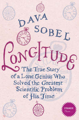 Longitude by Dava Sobel image