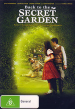 Back To The Secret Garden on DVD