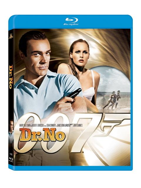 Bond: Dr No on Blu-ray